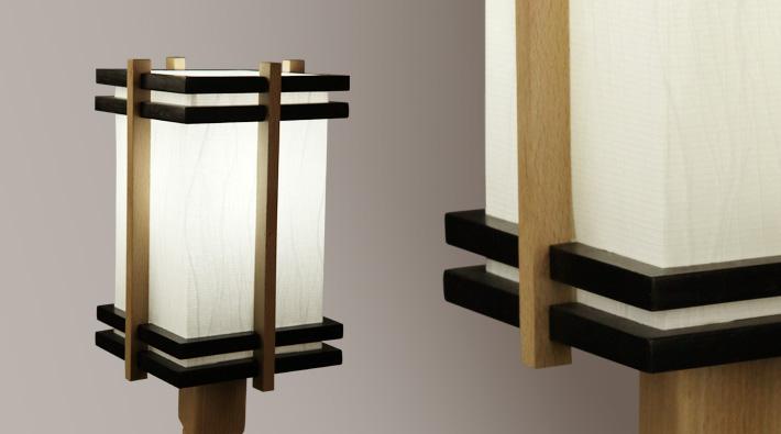 Luminaire Takumi Nariyoshi / Ref : #LUM-001